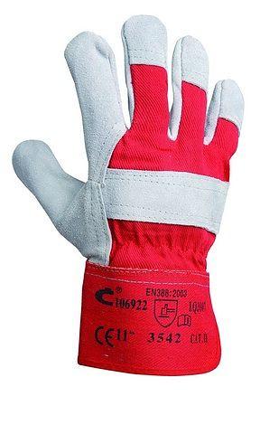 EIDER RED pracovní rukavice