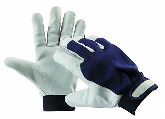PELICAN BLUE prac. rukavice