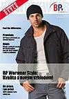 Katalog BP Workwear Style 2008 CZ